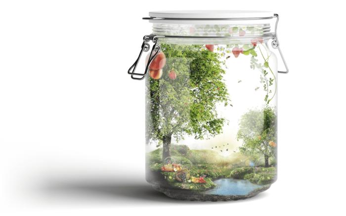 Banner Jar